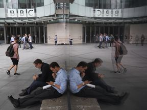 The publication of top salaries has caused controversy for the BBC