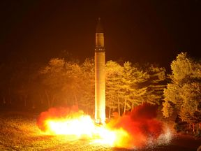Pyongyang is rapidly developing its long-range missile technology