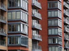 Residential flats and apartments in Manchester City centre