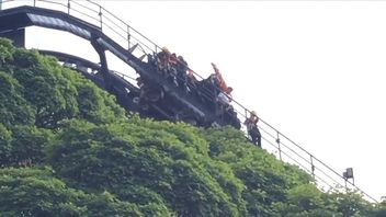 Oblivion stops at Alton Towers