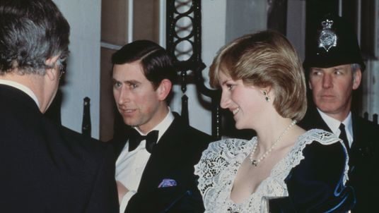 Princess Diana's iconic style goes on show in Kildare