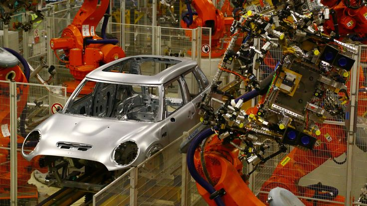 United Kingdom auto output down 14% in June