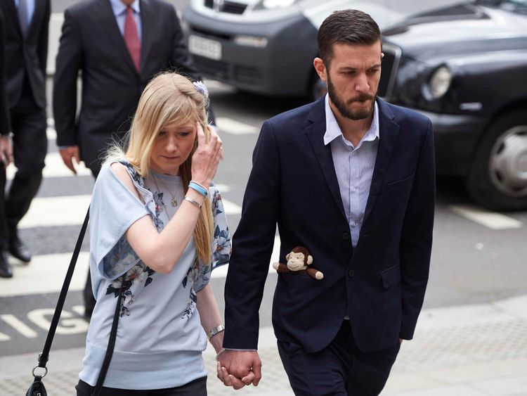 USA specialist to examine Charlie Gard next week, judge told