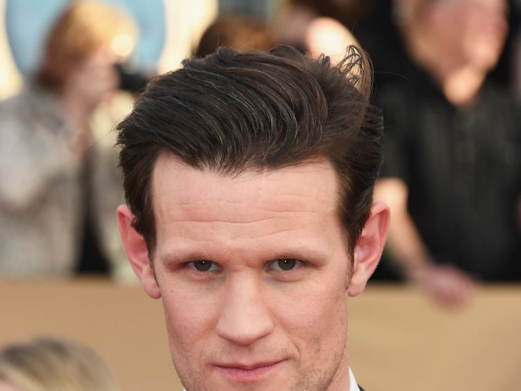 Matt Smith 11th Dr Who