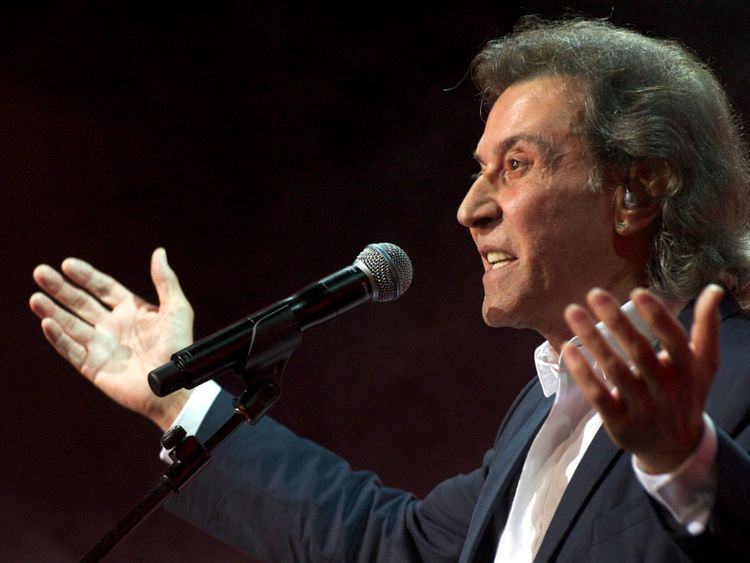 Albert Hammond Sr had claimed his son was recording a new album with The Strokes
