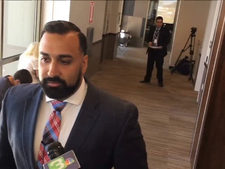 Ramnik Samrao, Merced County's deputy public defender, questioned whether Obdulia Sanchez has commited a crime