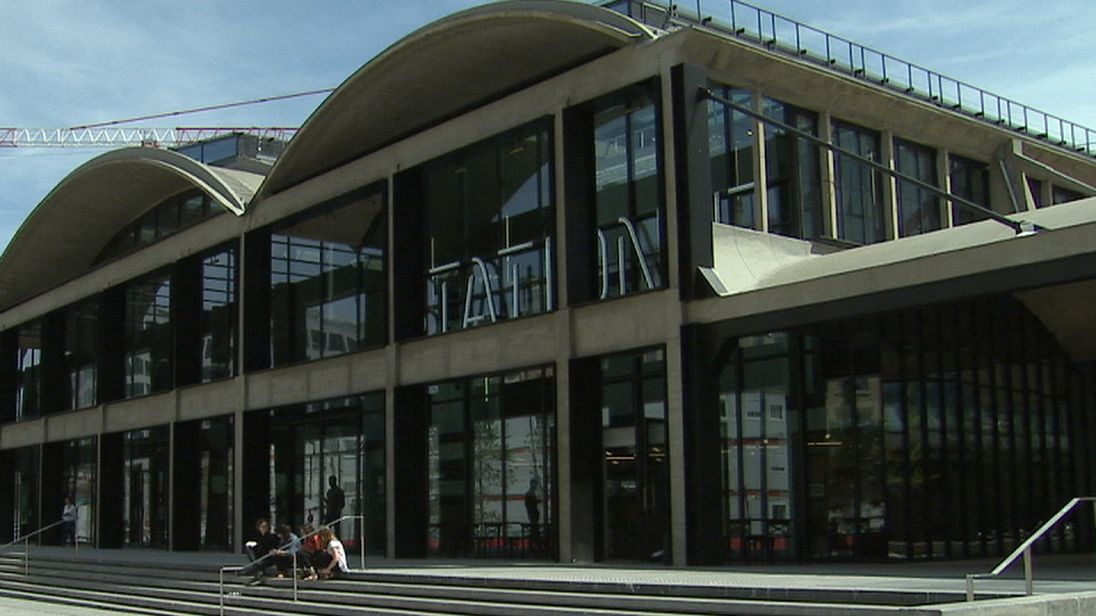 Station F is now home to 1,000 tech-start-ups from around the world