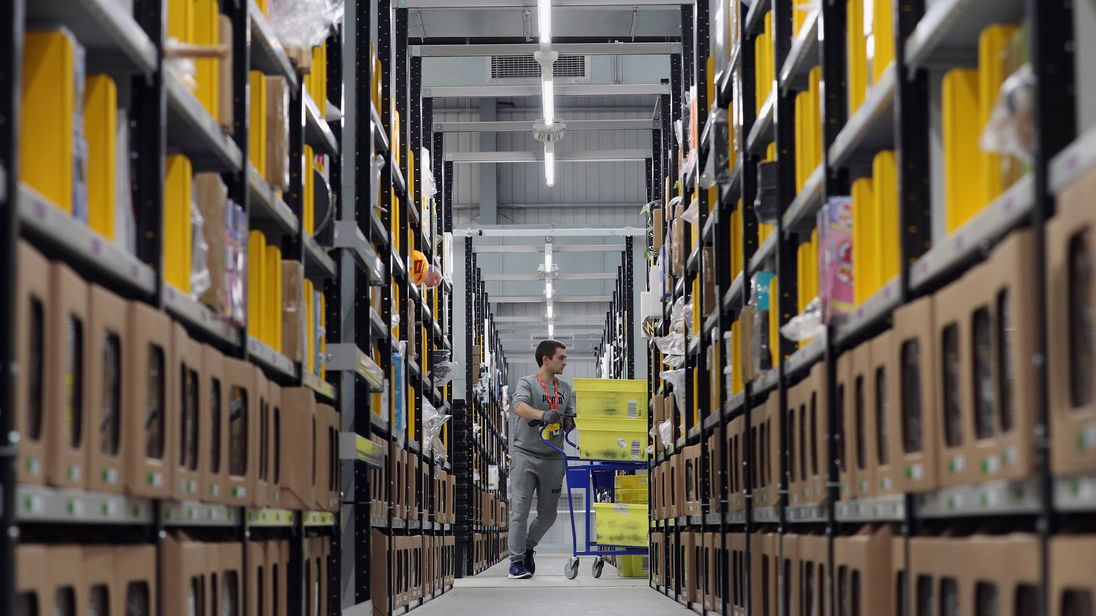 Amazon to create 1000 jobs at new Bristol distribution centre