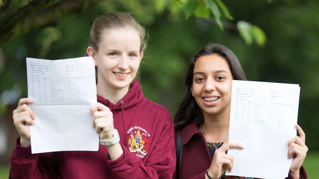 Levels: Students receiving top marks increase, but Government reform still has impact