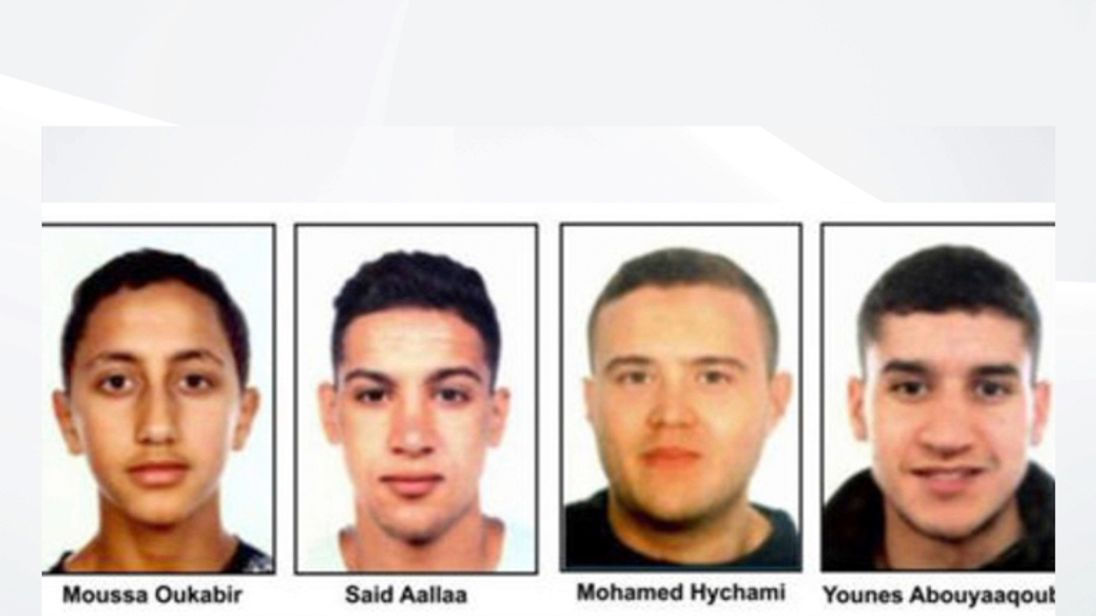 Main Suspect Younes Abouyaaqoub 'Shot Down' By Police — Barcelona Attack