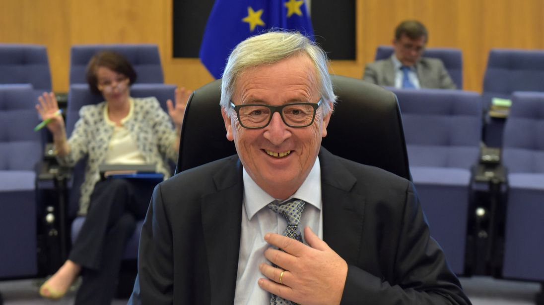 Jean-Claude Juncker rips into Britain over 'unsatisfactory' Brexit plan