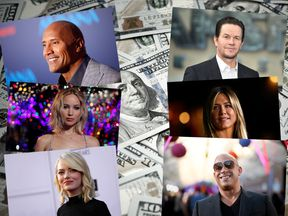 The Forbes list unearthed a huge disparity between men and women