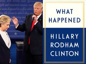 Hillary Clinton's new memoir aims to reveal all about her defeat to Donald Trump