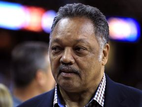 Reverend Jesse Jackson has called for Confederate monuments to be removed