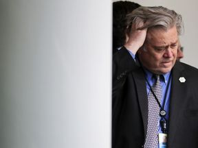 Steve Bannon has left his role as White House chief strategist