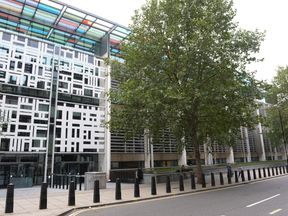 The Home Office in central London