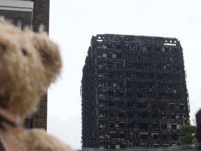 At least 80 people were killed in the fire at the tower block
