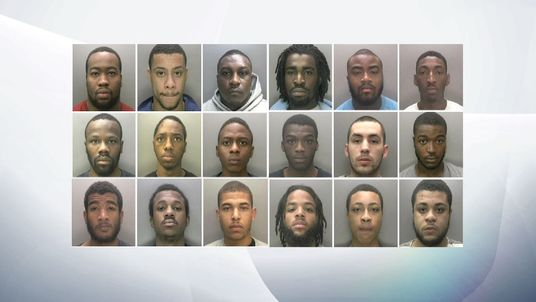 Ten of the 18 men affected by the injunction are currently serving jail sentences