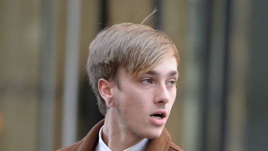 Charlie Alliston, from south London, denies the charges against him