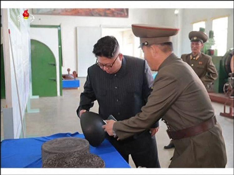 North Korea fires multiple short-range projectiles into sea: South Korea