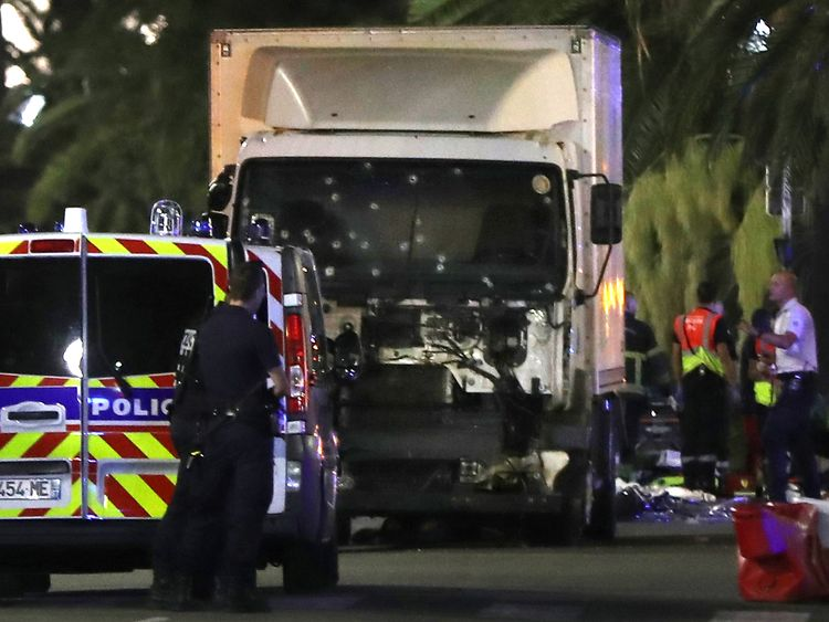 Australian woman survives three terrorist attacks in three months