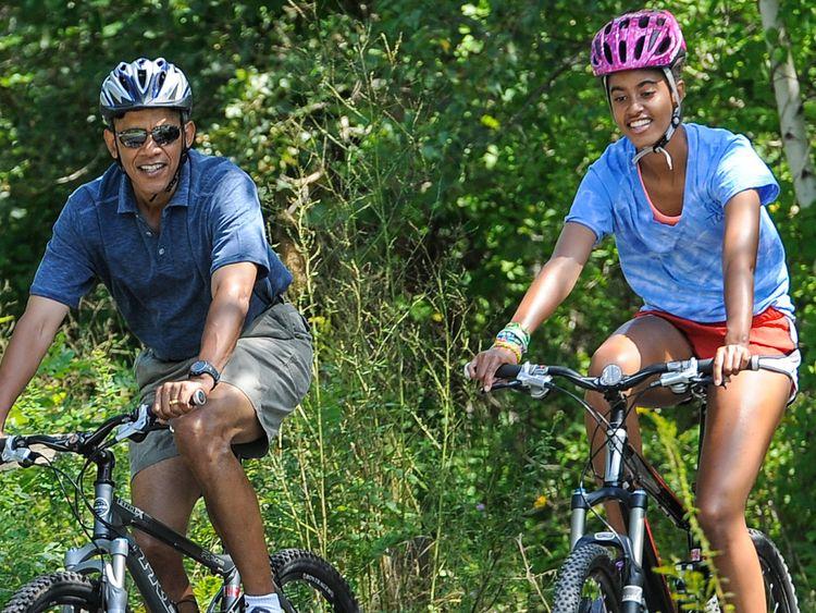 President Obama used to often vacation in Martha's Vineyard