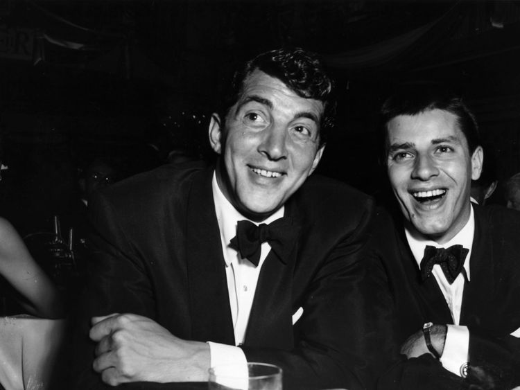 US comedian Jerry Lewis dies in Vegas aged 91