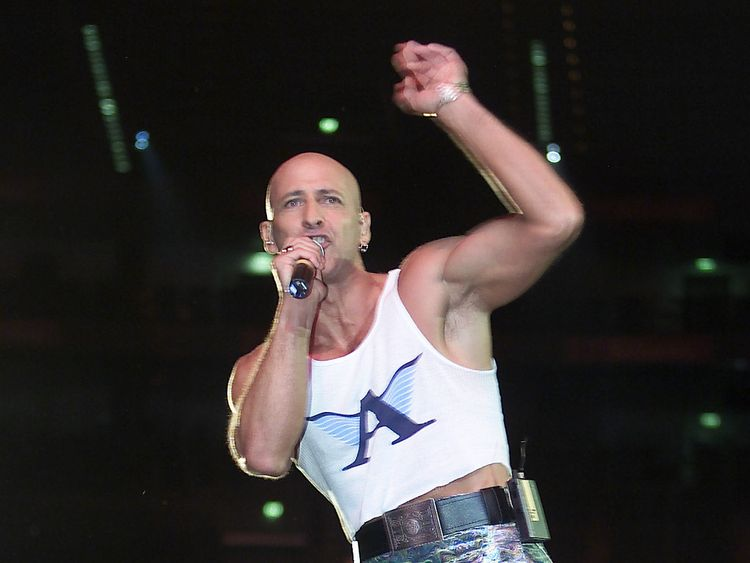 Right Said Fred's famous tune is featured in the track