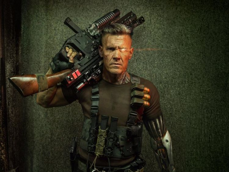 Deadpool 2 Villain Name