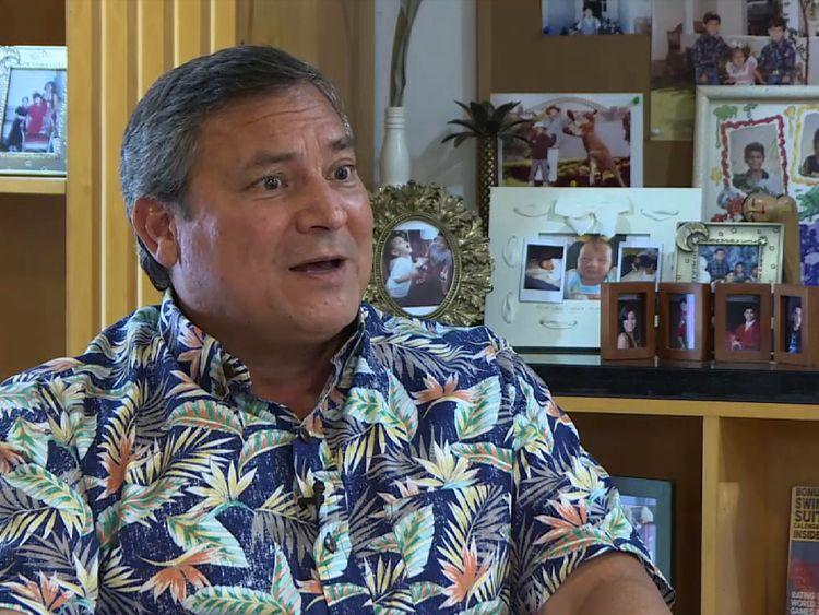 Guam governor defends Trump's N Korea call