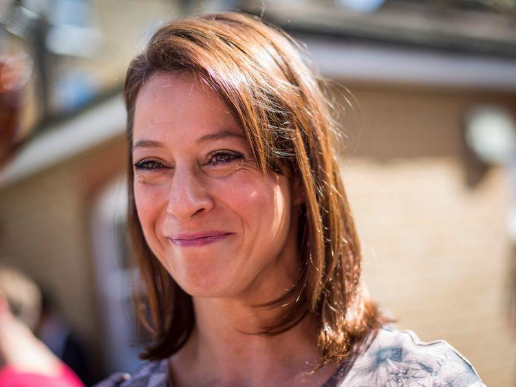 Labour MP Gloria De Piero, a former journalist, co-wrote the report