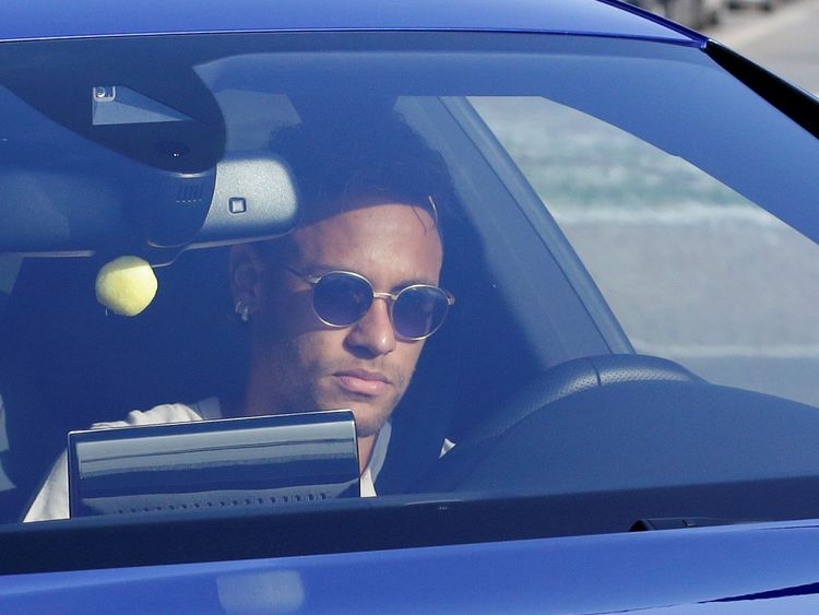 PSG coach Unai Emery excited to work with Neymar