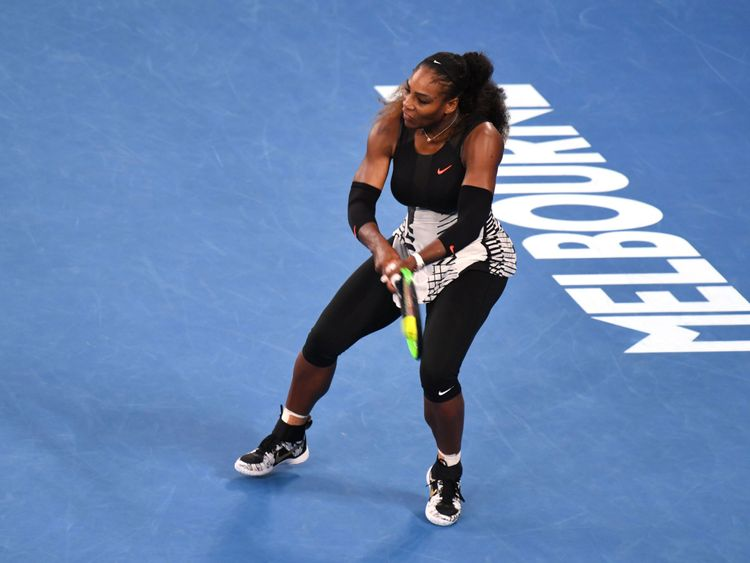 Its baby girl for Serena