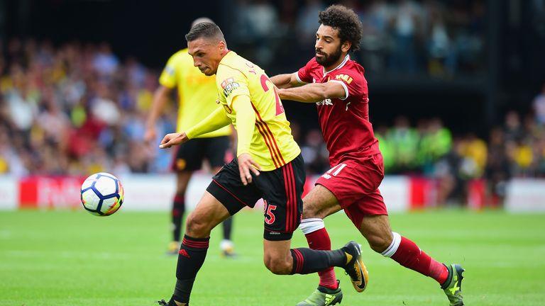 Highlights: Watford 3-3 Liverpool