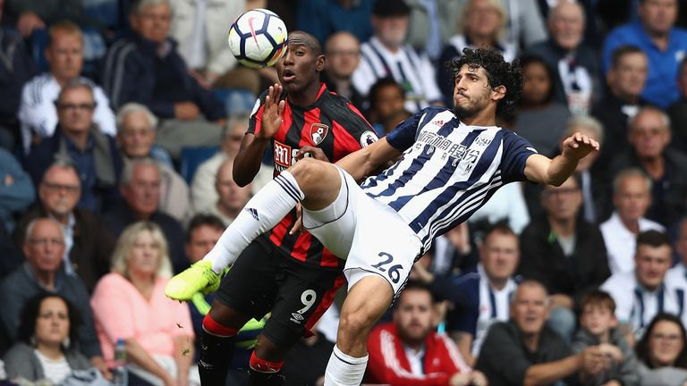 West Brom 1-0 Bournemouth
