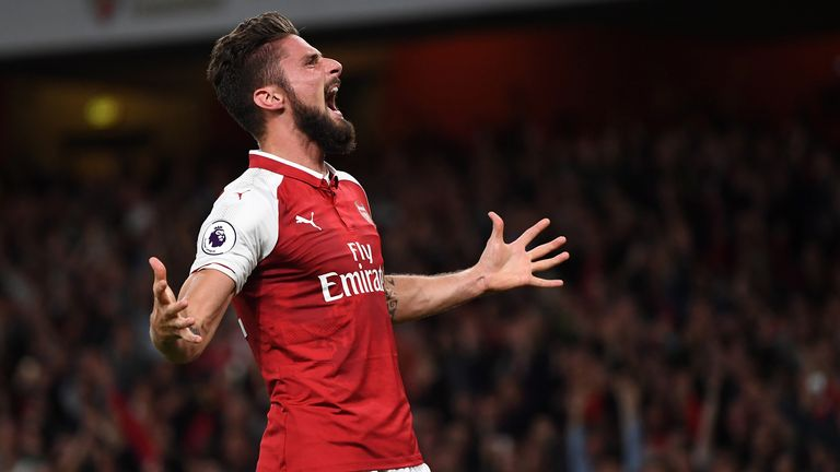 Watch highlights from Arsenal's win over Leicester