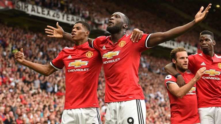 Watch highlights from Man Utd's win over West Ham