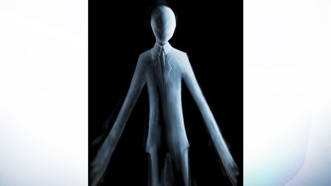 Slender Man fictional character