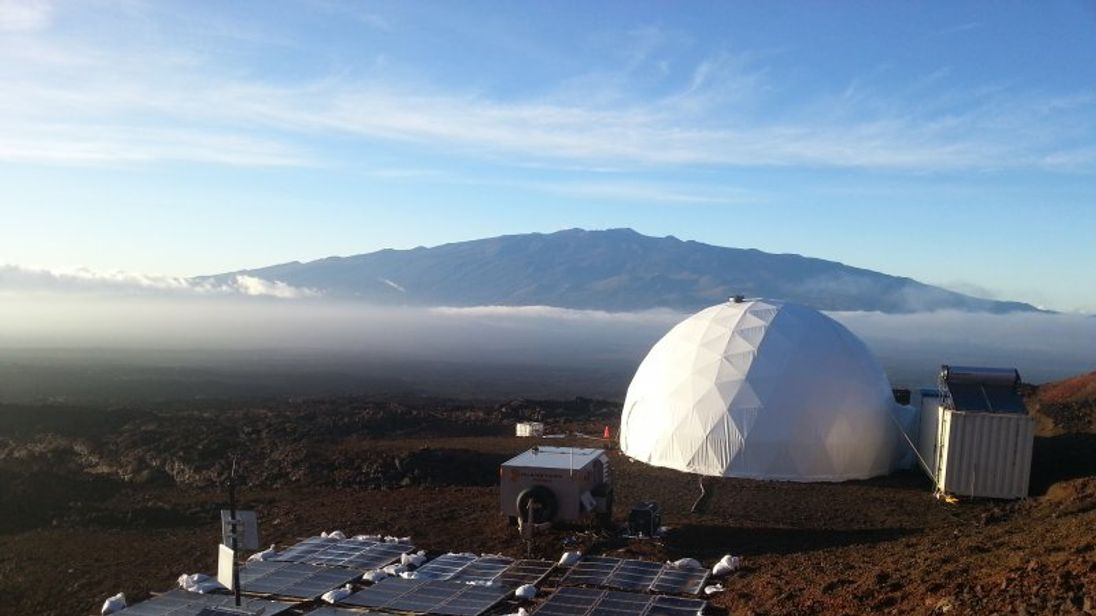 Mars 'crew' Emerge After Eight-month Isolation On Hawaiian Volcano