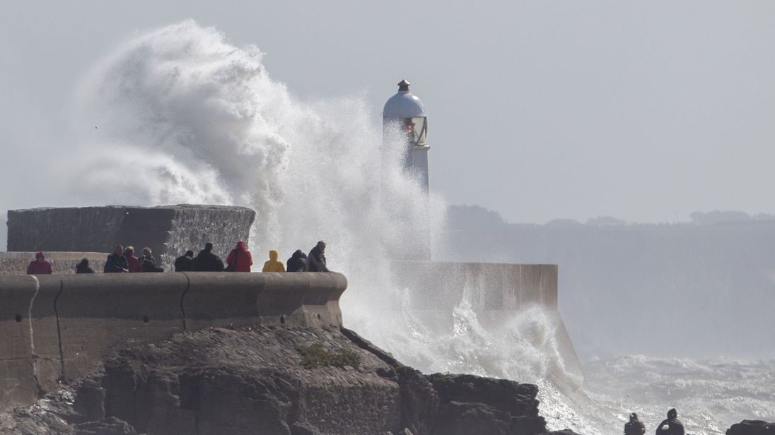 Weather warning issued as 75mph winds forecast to batter Northern Ireland