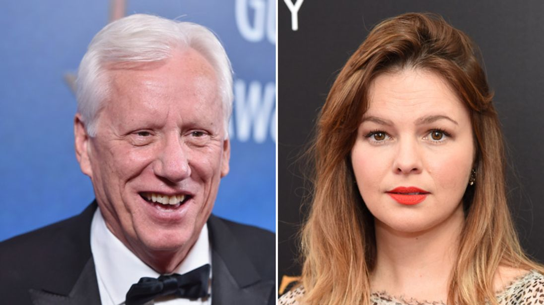 Armie Hammer and Amber Tamblyn's Savage Response to James Woods Dig