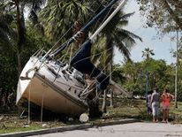 Coconut Grove in Miami, Florida
