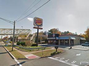 Burger King in Denville, New Jersey