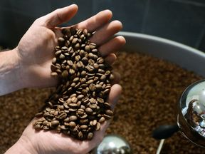 """The brand claims they sell """"the world's strongest coffee"""""""
