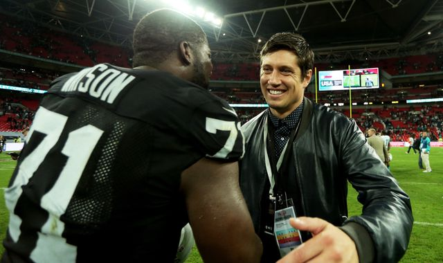 NFL Predictions: Vernon Kay takes on Richard Graves in Week Three