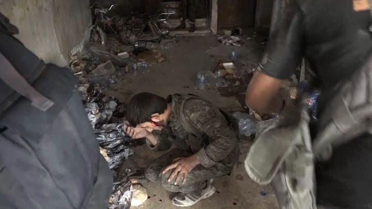 Coordinated IS attack in Iraq kills 50