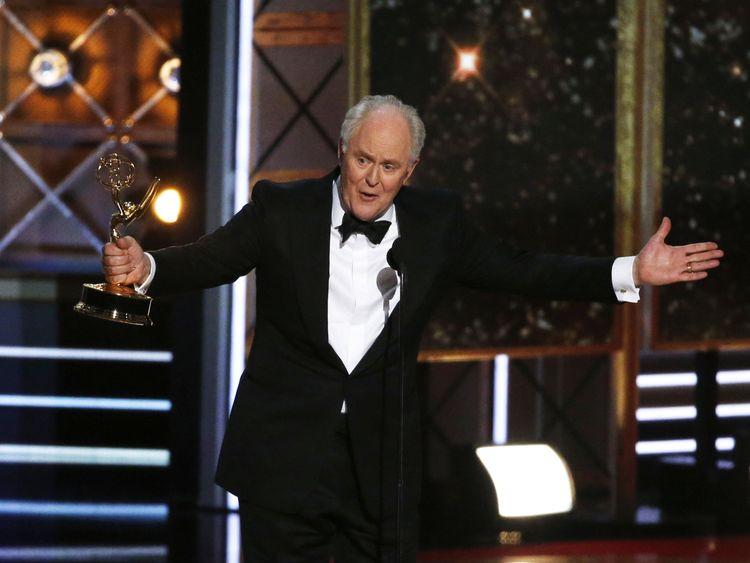 Winners at Emmys: Handmaid's Tale and Veep