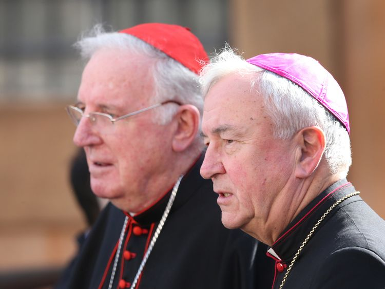 Former Archbishop of Westminster dies