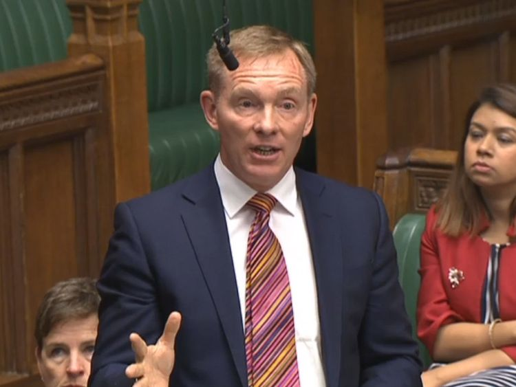Labour's Chris Bryant said the bill was something 'Erdogan, Madura and Putin would be proud of'