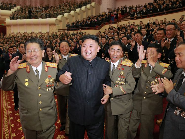 Pyongyang threatens USA  with 'greatest pain'